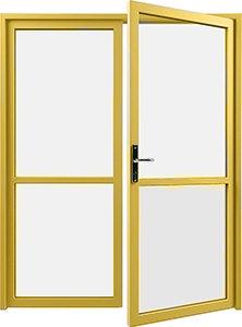 дверь светопрозрачная